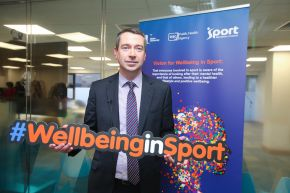 Wellbeing in sport