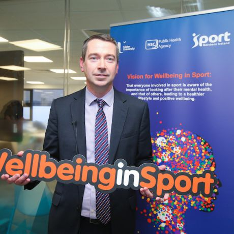 Ulster University joins with Sport NI and the PHA in commitment to Wellbeing in Sport