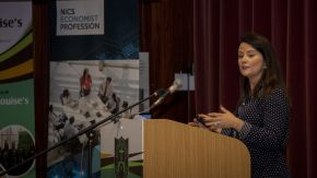 Ulster University school conference inspires next generation of economists