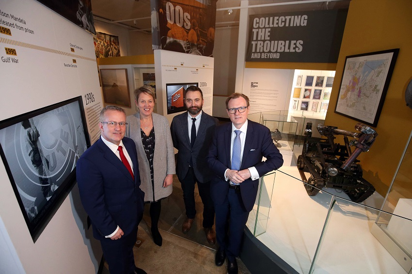 National Museums NI and local universities unite for research collaborations