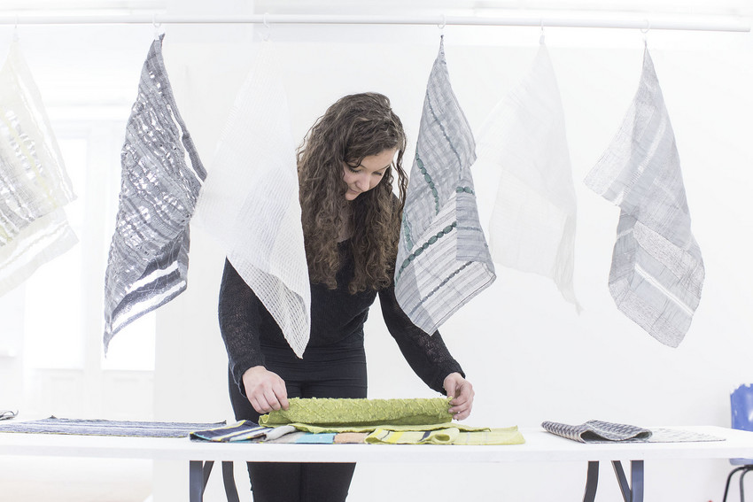 Textile Art Design And Fashion Coursework From Belfast School Of Art