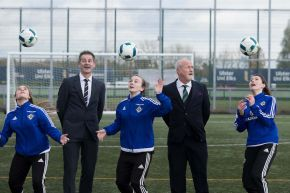 Ulster University announces major three-year commitment to sport