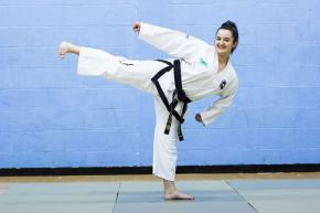 Local martial art champion graduates from UIster University