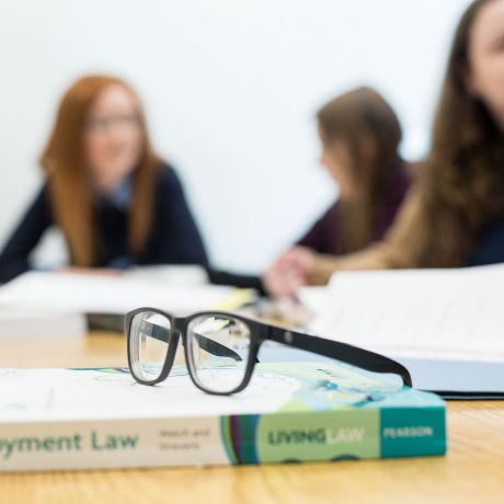 Law at Magee - In Focus