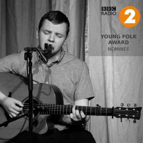 Ulster University student Jack Warnock nominated for BBC folk young folk music award