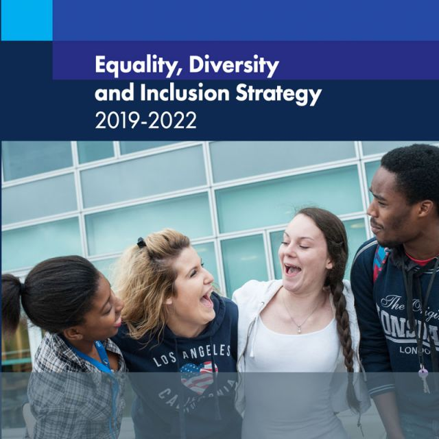 Equality, Diversity and Inclusion Strategy 2019-2022