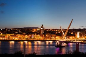 Virtual St. Patrick's Celebrations with Destination Derry and friends