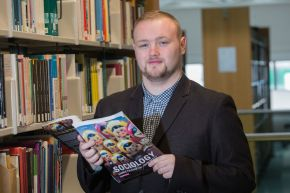 Ulster University graduate aims to inspire young people with autism