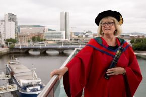 Honorary Graduate: Dr Ingrid Surgenor