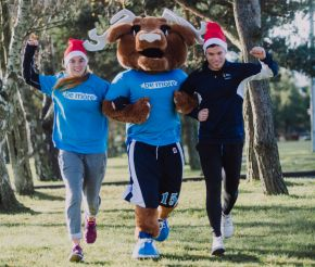 Santa Run 'Mind Your Mood fundraiser'