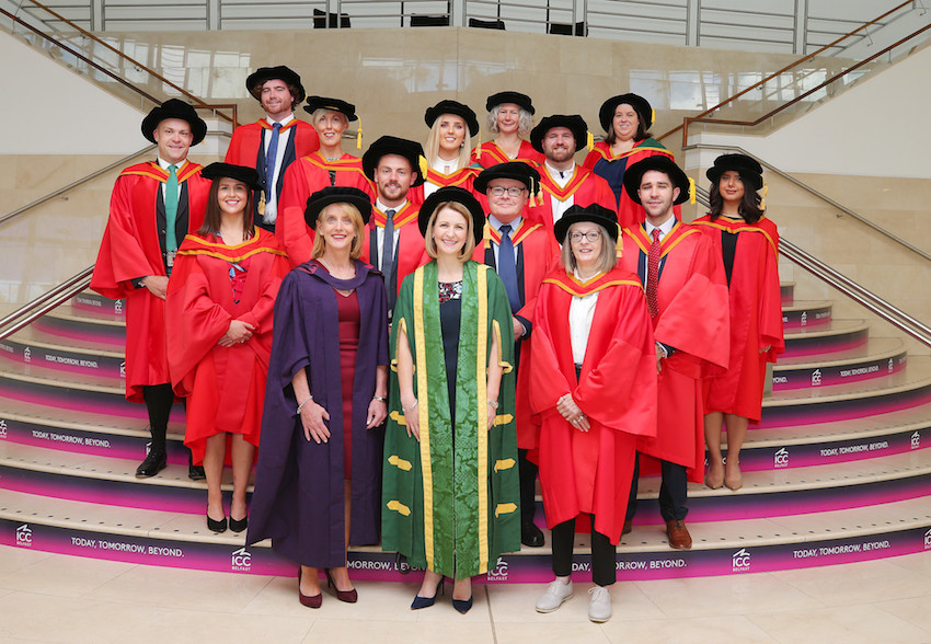 Ulster's Doctoral College secures top 10 position in PhD rankings