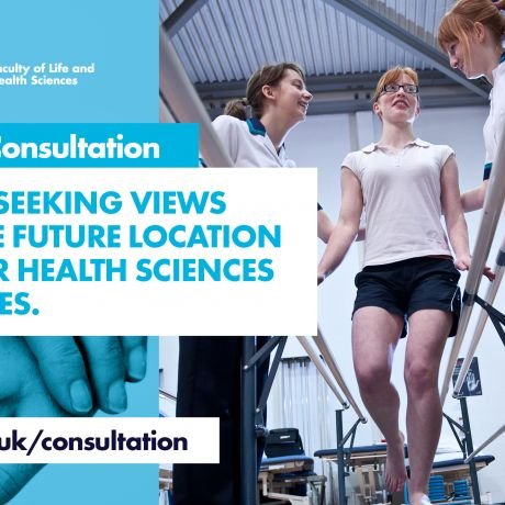 Public views sought onthe future location of Ulster University's School of Health Sciences