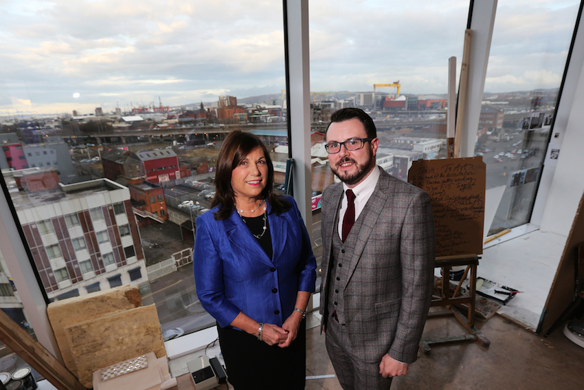 Ulster University launches urban regeneration series
