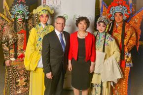 Ulster University hosts Sichuan Opera at Chinese New Year celebration
