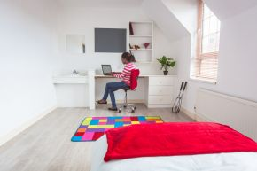 Ulster University named as finalist in National Student Housing Awards 2021