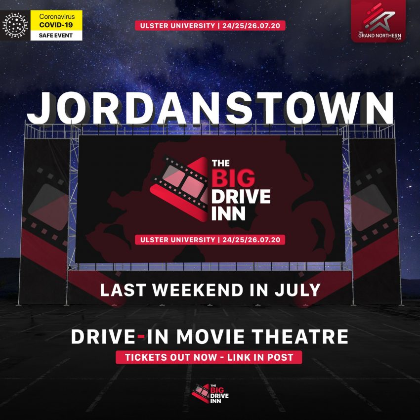 Jordanstown campus to host a Drive-in Cinema