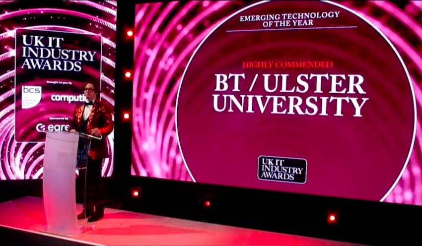 3 years on and BTIIC has a string of awards under its belt