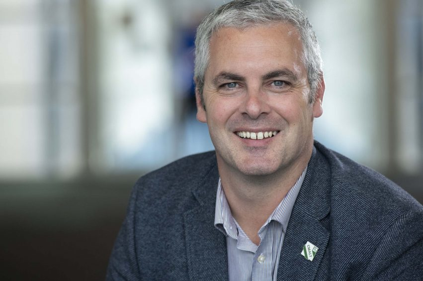 Richard Beggs shortlisted for International Learning Technology Award