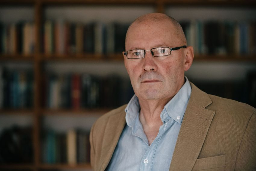 Professor Richard Bradford contracted by Bloomsbury as Chief Literary Biographer