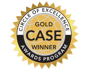 DARO's Fundraising effort wins two prestigious CASE Circle of Excellence Awards