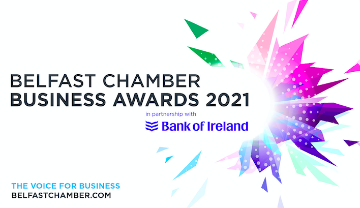 Ulster University shortlisted in the Belfast Business Awards 2021