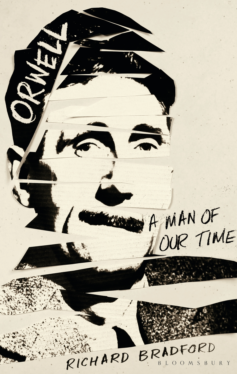 Prof Richard Bradford publishes his latest biography 'Orwell: A Man of Our Time'